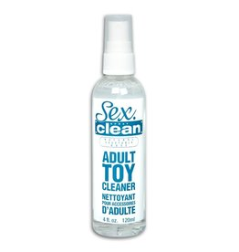 SEX CLEAN - TOY CLEANER 4oz