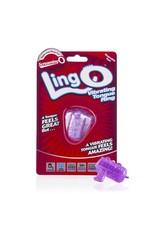 LINGO VIBIN TONGUE RNG PURPLE