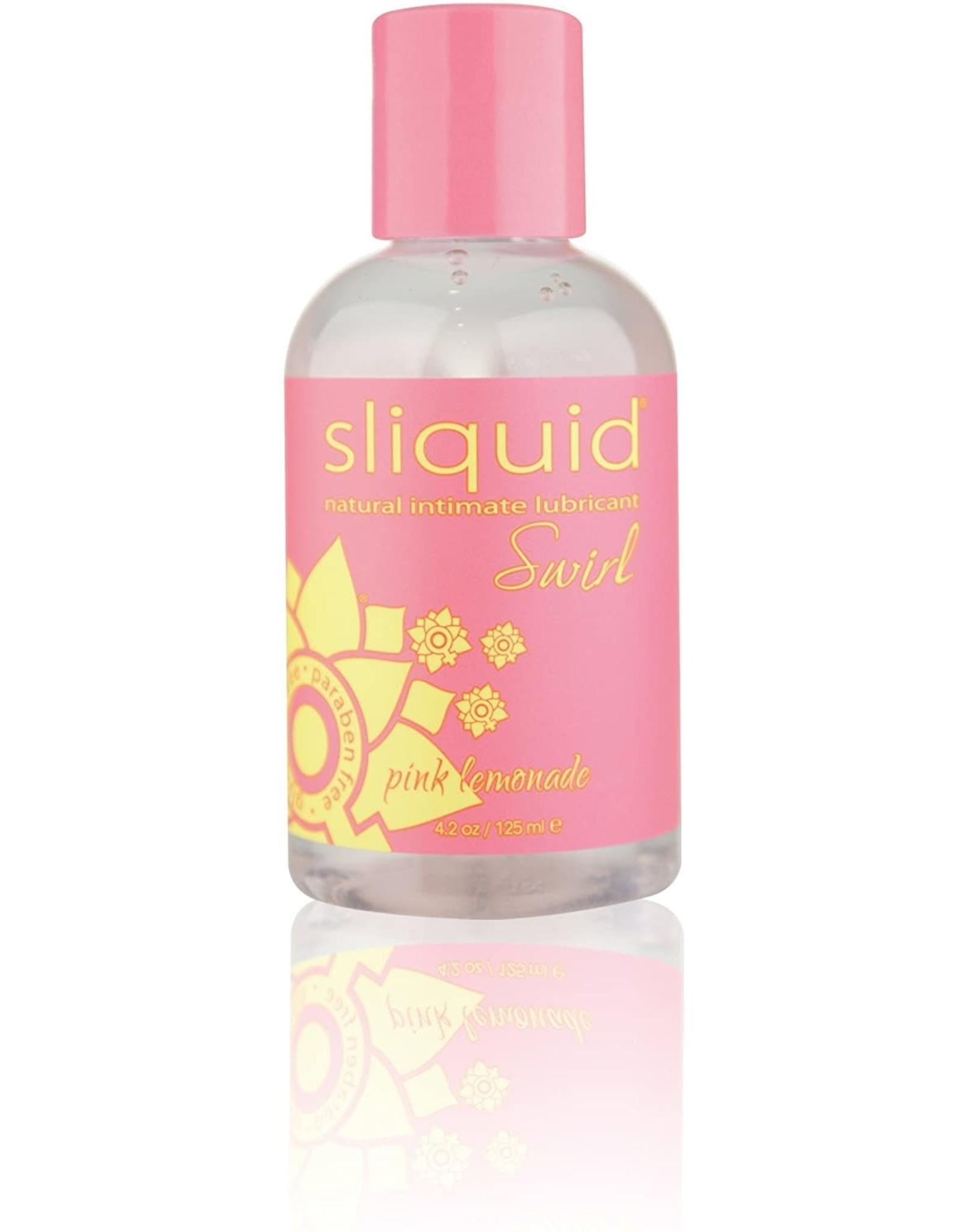 SLIQUID SLIQUID - SWIRL - PINK LEMONADE - 4.2 oz