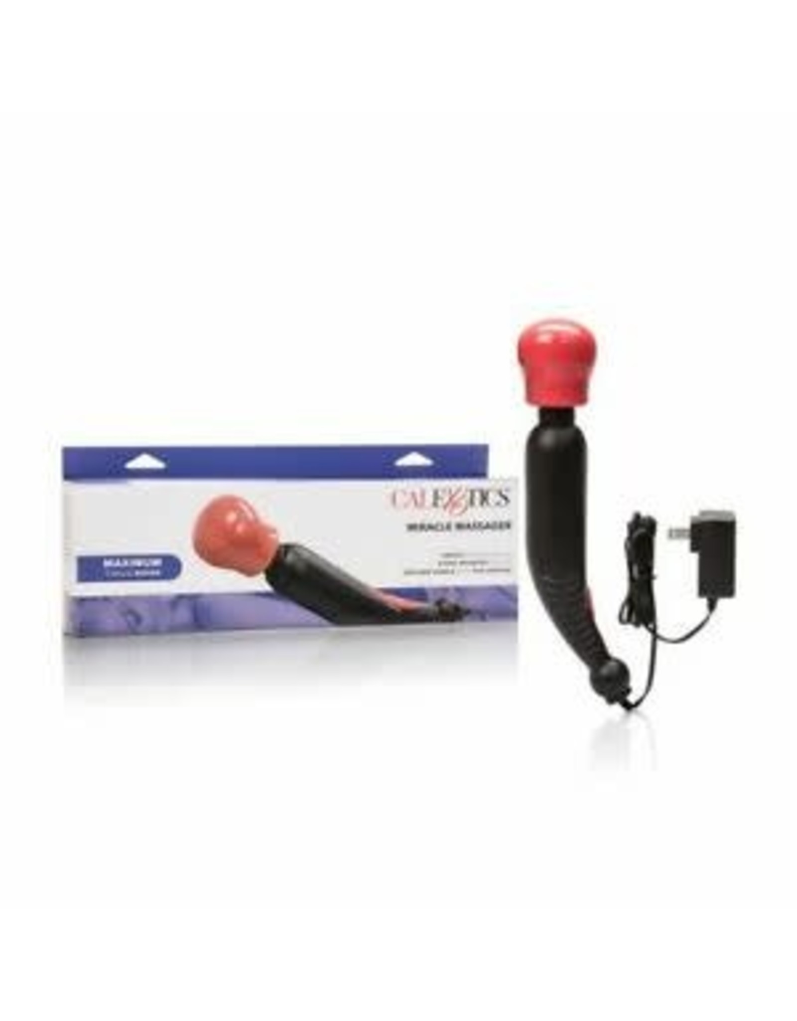 MIRACLE MASSAGER - BLACK & RED
