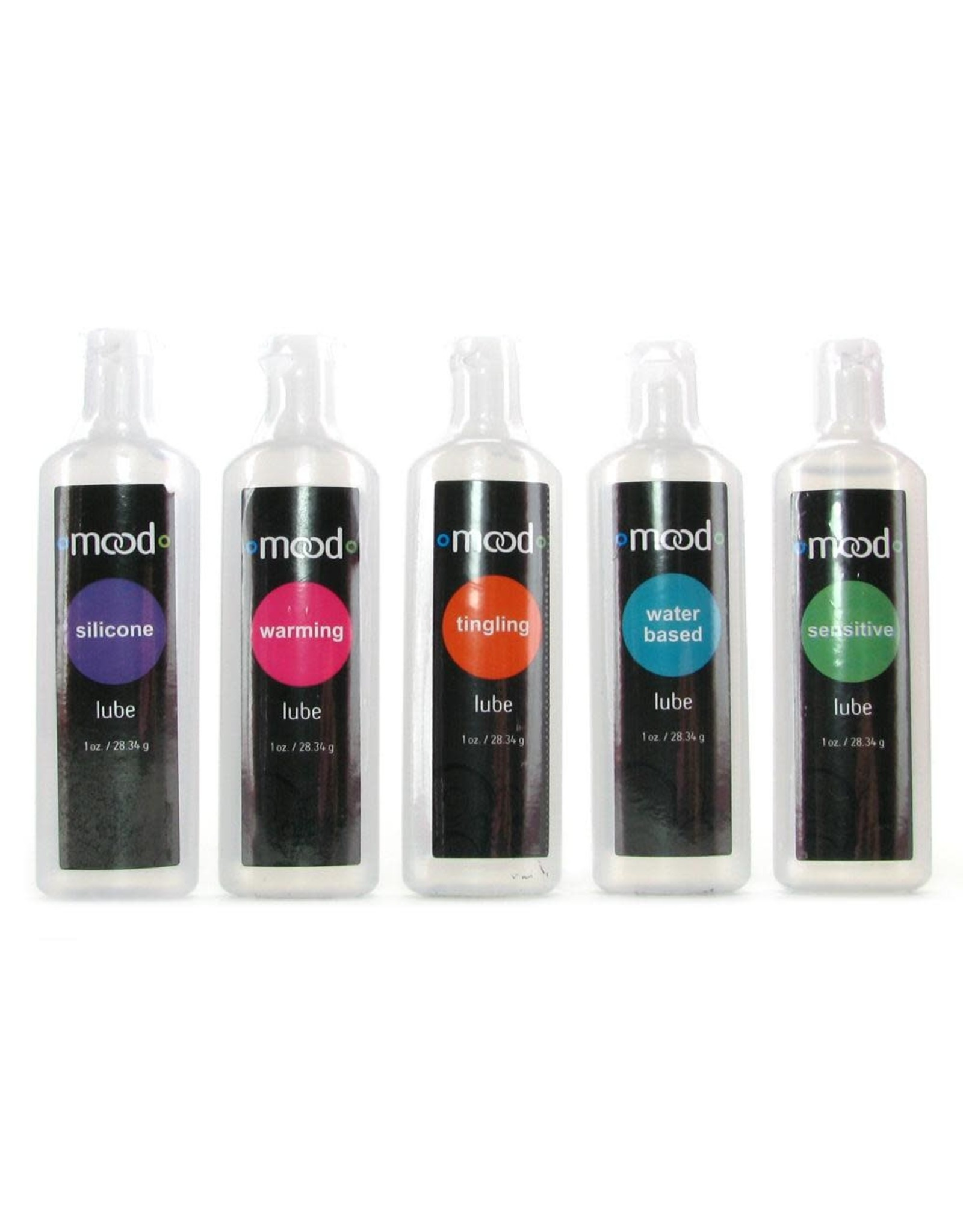 MOOD - LUBRICANT - 5 PACK