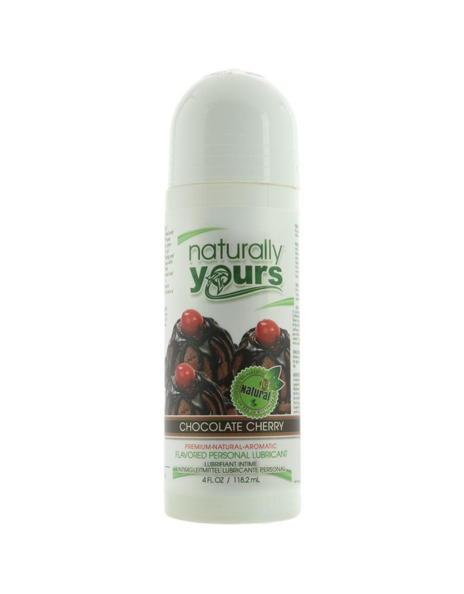 NATURALLY YOURS - CHOCOLATE CHERRY - 4 oz