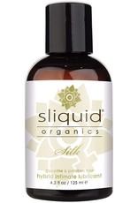 SLIQUID SLIQUID ORGANICS - NATURAL SILK 4.2oz