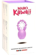 MARO KAWAII 4 - TENTACLE VIBRATOR LAVENDER