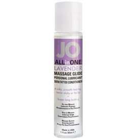 JO - ALL-IN-ONE - MASSAGE GLIDE - LAVENDER - 1 oz