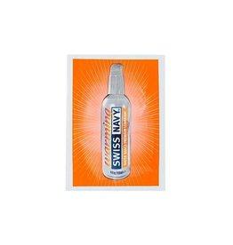 SWISS NAVY - WARMING - 5 ml POUCH