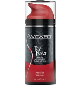 WICKED - TOY FEVER - WARMING LUBRICATING GEL - 3.3 oz