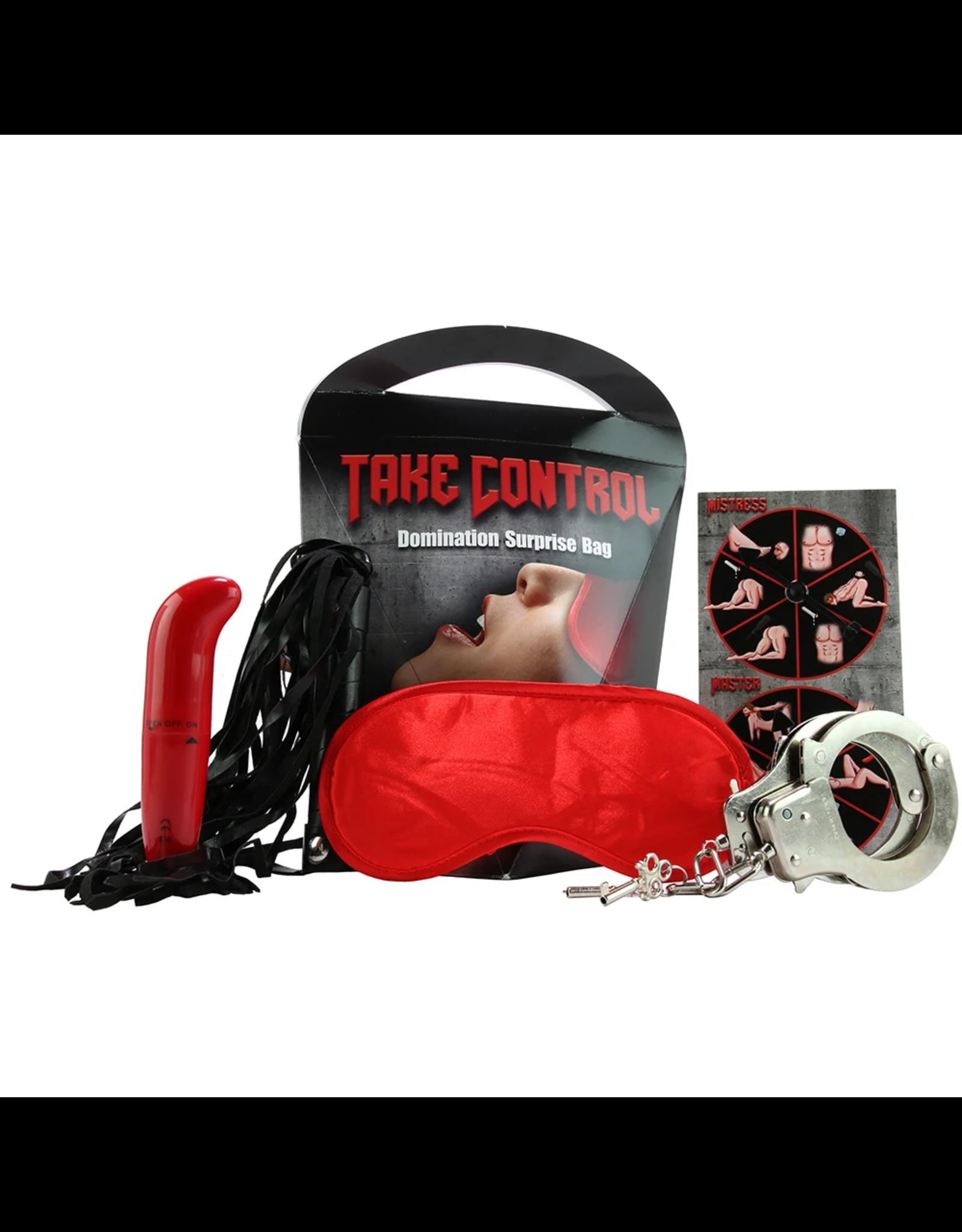 OZZE - TAKE CONTROL BAG