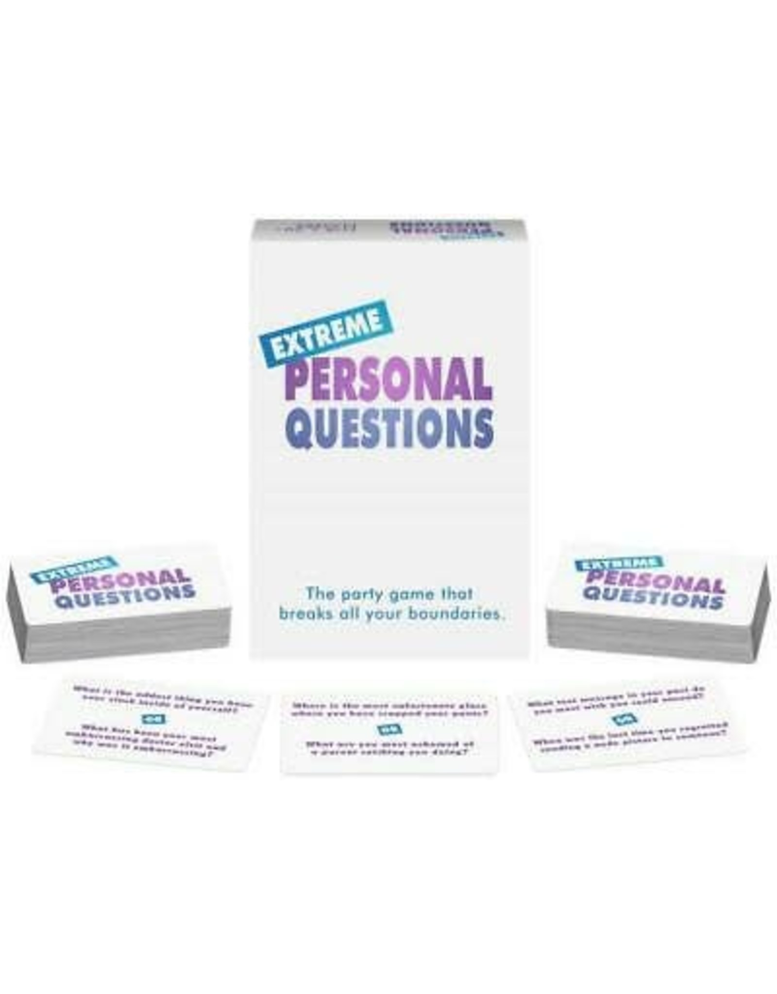 KHEPER GAMES EXTREME PERSONAL QUESTIONS PARTY GAME