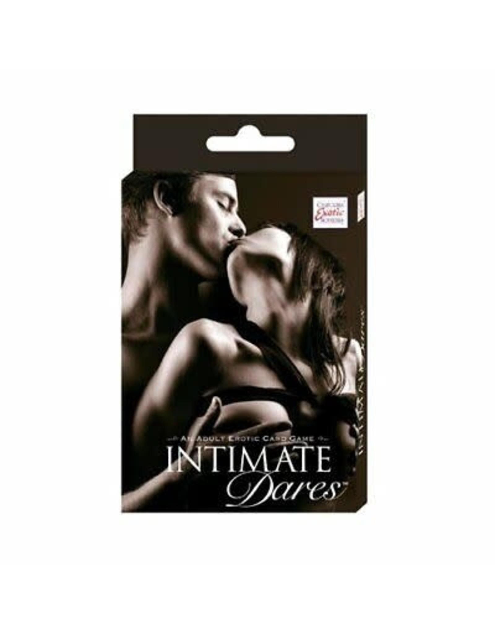 INTIMATE DARES CARD GAME