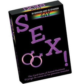 KHEPER GAMES GAY SEX CARD GAME