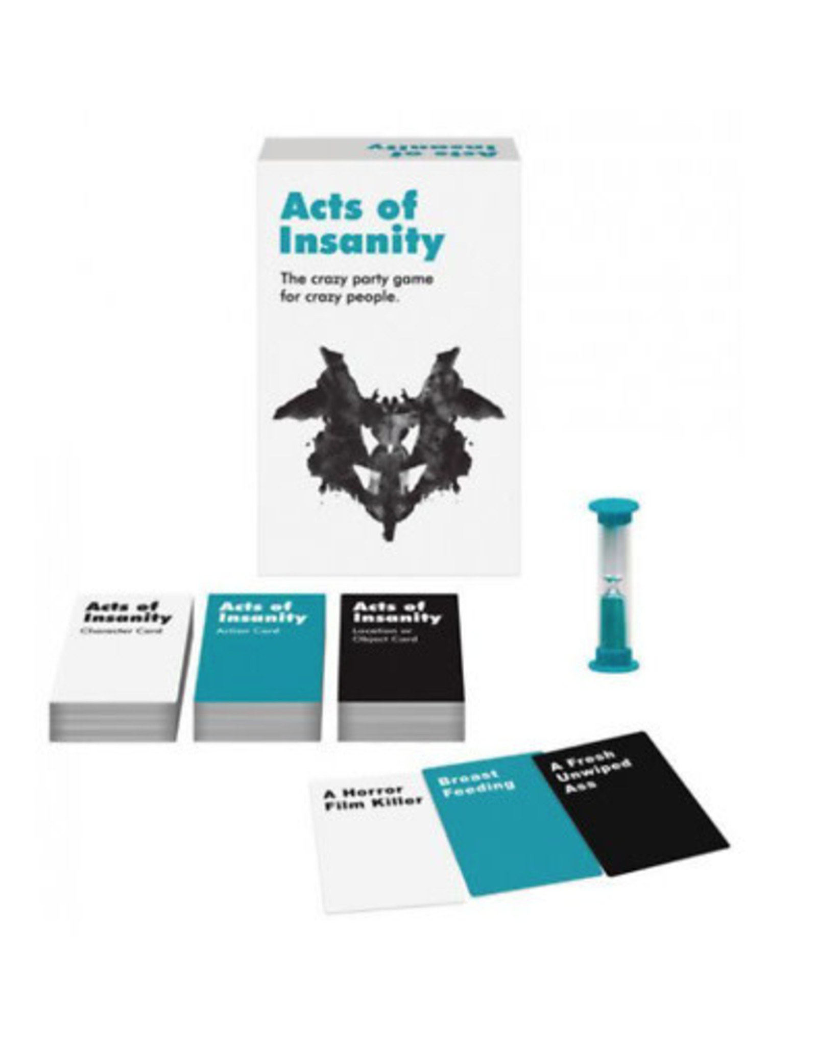 ACTS OF INSANITY GAME