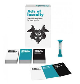 KHEPER GAMES ACTS OF INSANITY GAME