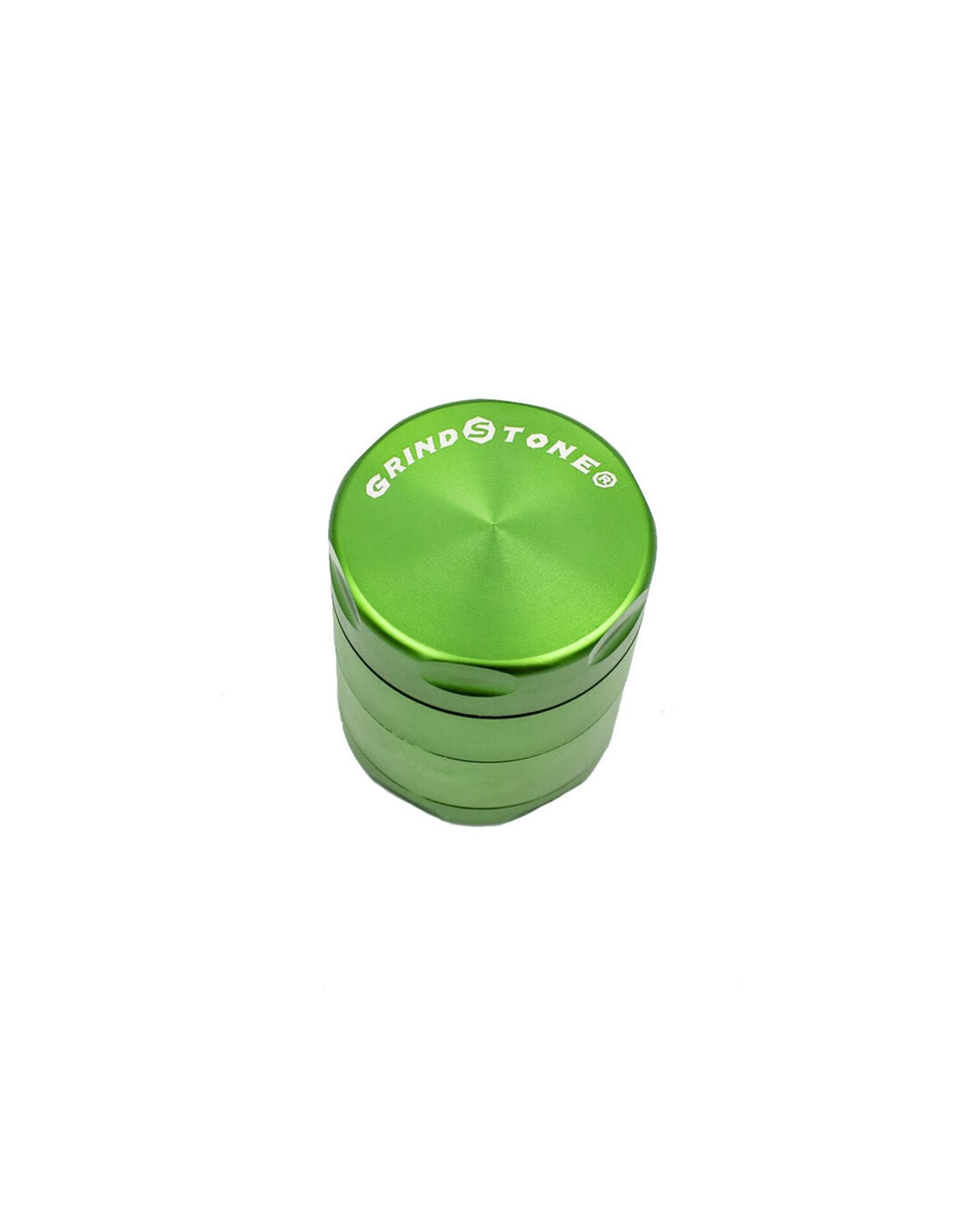 GRIND STONE 4 PCS GRINDER - GREEN