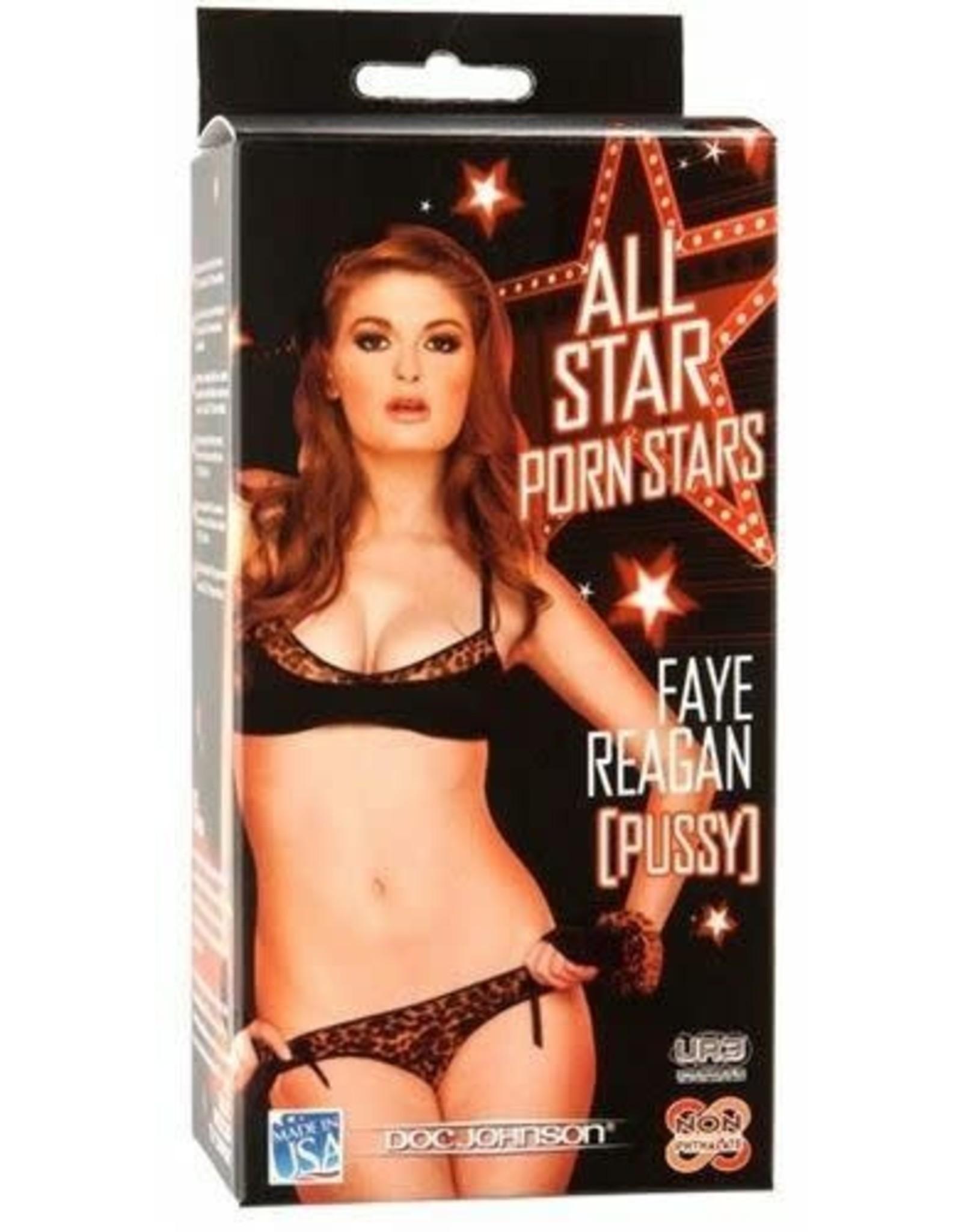 ALL STARS - FAYE REAGAN - PUSSY