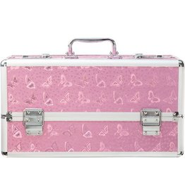TOY CHEST - LARGE - PINK