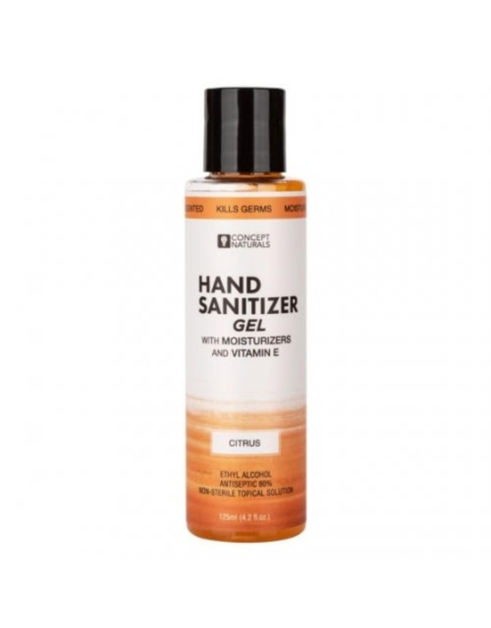 CALEXOTIC - HAND SANITIZER GEL - CITRUS 4.2 OZ.