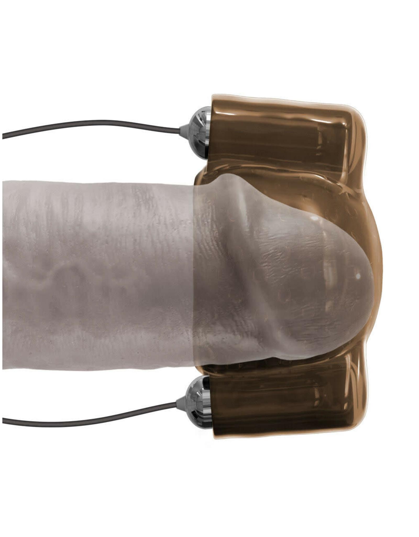 CLASSIX - DUAL VIBRATING HEAD TEASER