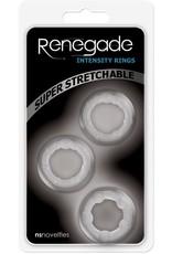RENEGADE - INTENSITY RINGS - CLEAR
