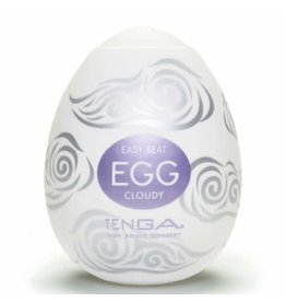 TENGA TENGA EGG - CLOUDY - PURPLE