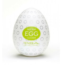 TENGA TENGA EGG - CLICKER - GREEN