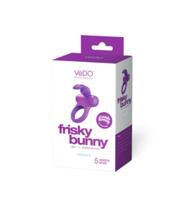 VEDO - FRISKY BUNNY C-RING - PERFECTLY PURPLE