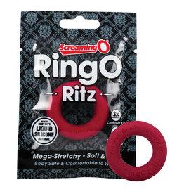 SCREAMING O - RINGO RITZ - RED