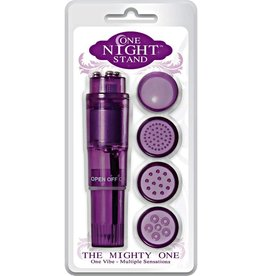 ONE NIGHT STAND - THE MIGHTY ONE POCKET VIBE