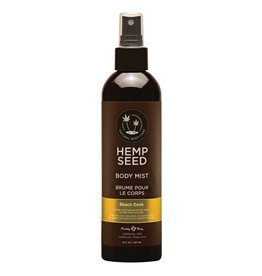 HEMP SEED - BODY MIST - BEACH DAZE 8oz