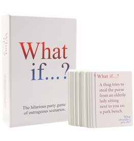 KHEPER GAMES WHAT IF...? PARTY GAME