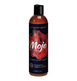 INTIMATE EARTH - MOJO - HORNY GOAT WEED WARMING LIBIDO GLIDE - 4oz