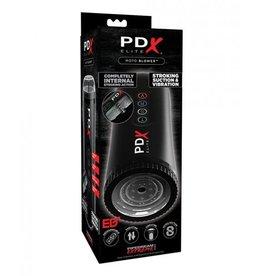 PIPEDREAM PDX ELITE - MOTO - BLOWER