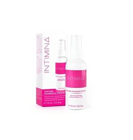 INTIMINA - INTIMATE ACCESSORY CLEANER (75ML/2.5 FL. OZ) PINK