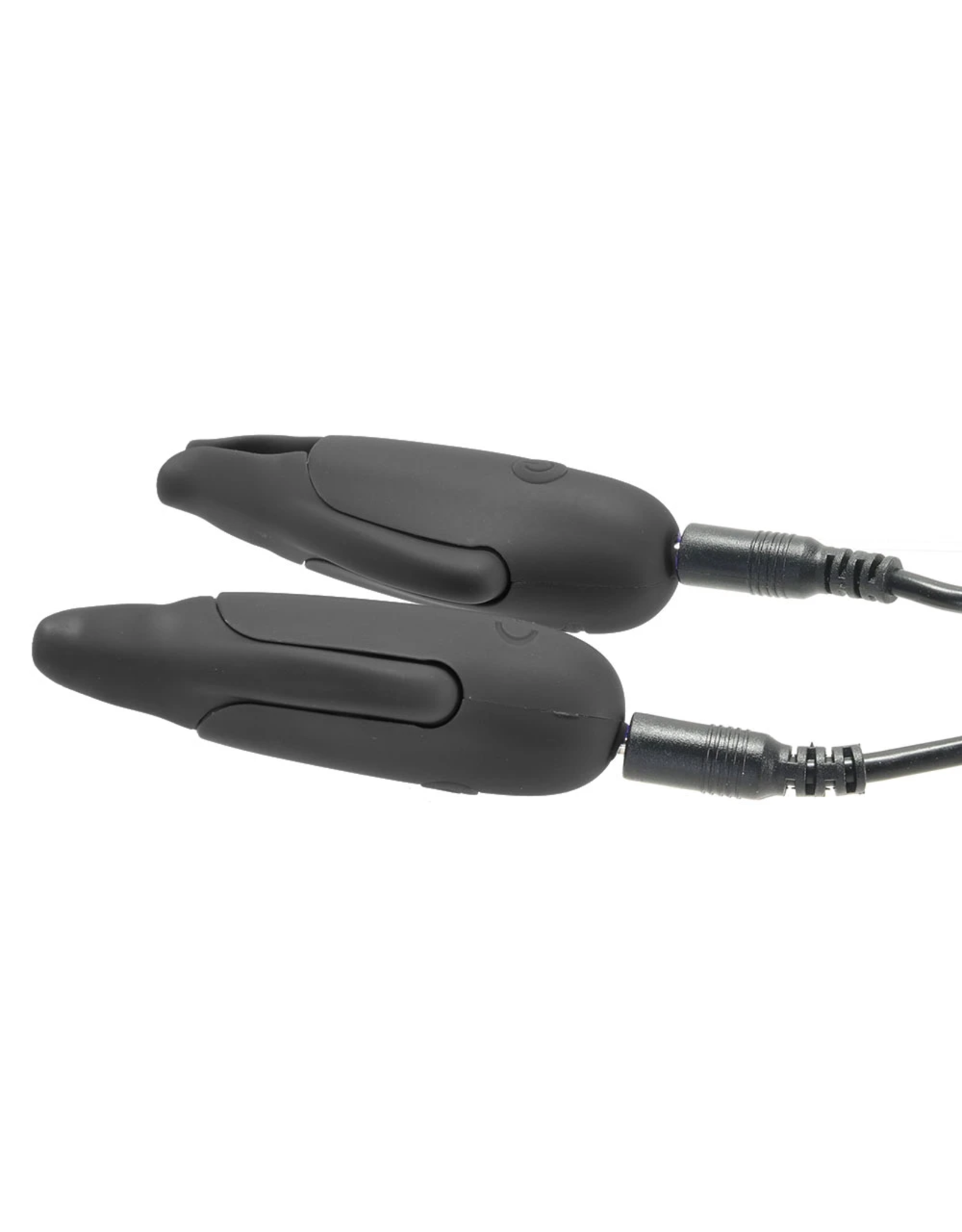 NIPPLE PLAY - RECHARGEABLE NIPPLETTES - BLACK