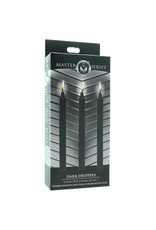 MASTER SERIES MASTER SERIES - DARK DRIPPERS - CANDLE SET OF 3