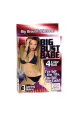 BIG BUST BABE BLOWUP DOLL