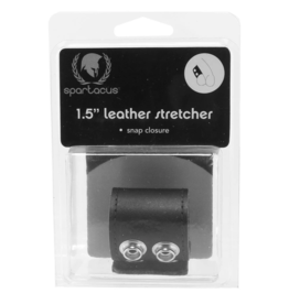 """SPARTACUS - 1.5"""" LEATHER BALL STRETCHER"""