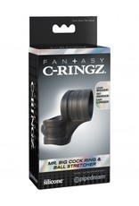 FANTASY C-RINGZ - MR. BIG COCK RING+BALL STRETCHER
