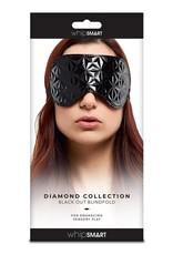 WHIPSMART - BLACK DIAMOND BLACKOUT BLINDFOLD