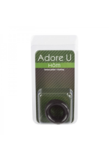 ADORE U HOM - CONVEX C-RING - BLACK