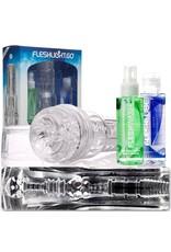 FLESH-LIGHT FLESHLIGHT GO - TORQUE - ICE - COMBO PACK