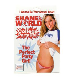 CALEXOTICS SHANE'S WORLD - COLLEGE PARTY - BLOW UP DOLL