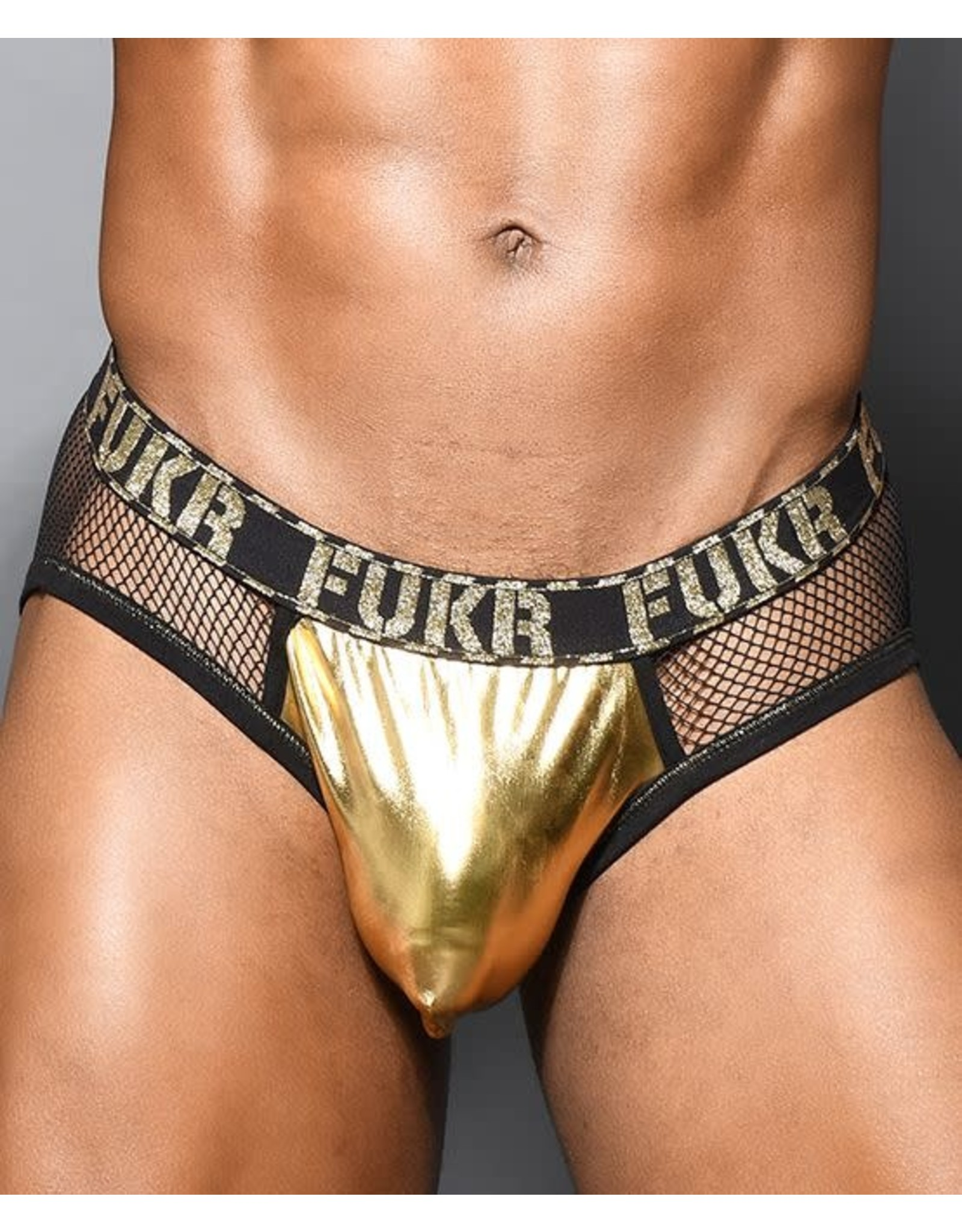 ANDREW CHRISTIAN ANDREW CHRISTIAN - FUKR GOLDEN NET BRIEF MEDIUM