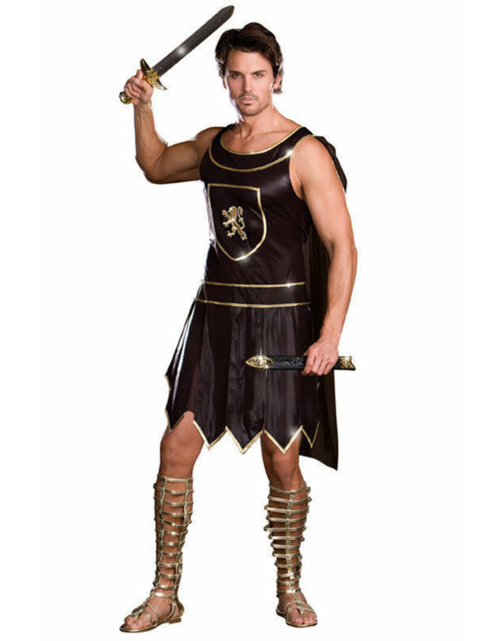 DREAMGUY DREAMGUY - BABE-A-LONIAN WARRIER KING - XL - COSTUME