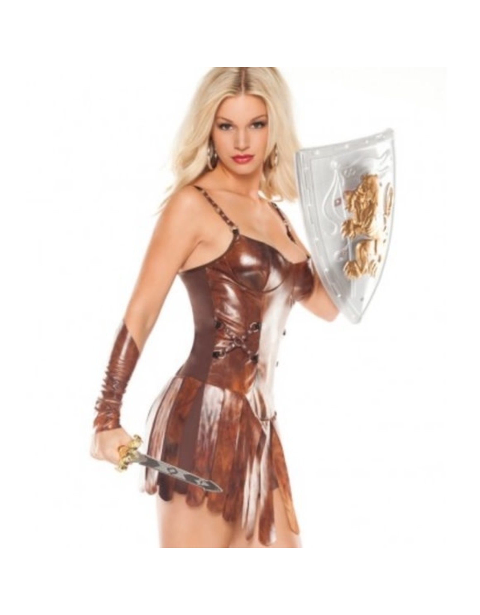 COQUETTE COQUETTE COSTUME -DRAGON SLAYER - M/L