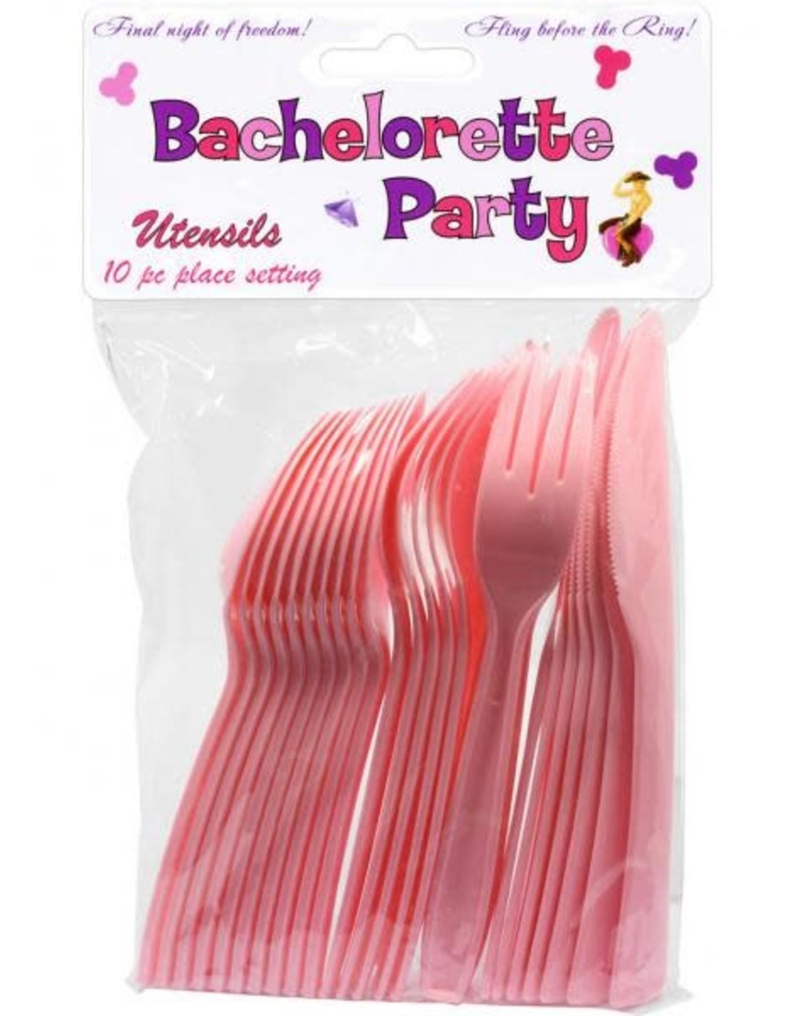 BACHELORETTE PARTY UTENSILS
