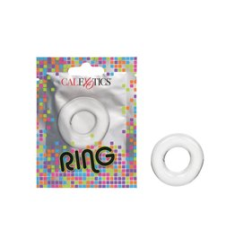 CALEXOTICS FOIL PACK RING - CLEAR