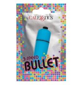 FOIL PACK 3-SPEED BULLET - BLUE