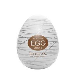 TENGA TENGA EGG - SILKY II - TAUPE
