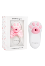 CICI KITTY PLUS- 2 IN 1 ORAL SEX AND VIBRATING - OTOUCH